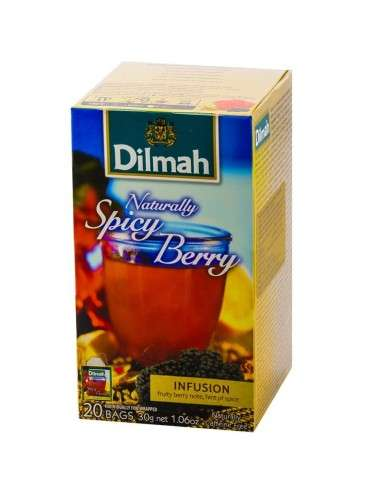 Naturally SPicy Berry Dilmah