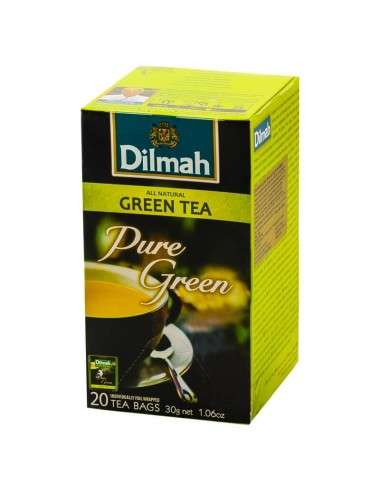 Pure green Dilmah