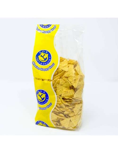 Mini Corn Chips Salati Mission Happy Hour Fox 350 g