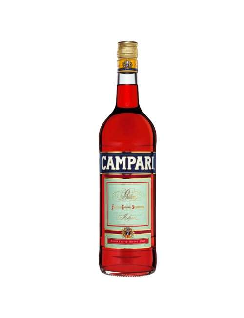 CAMPARI BITTER 25% VOL CL. 100