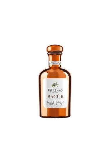 BACUR DRY GIN 40% VOL 500ML