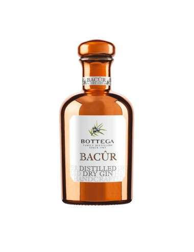 BACUR DRY GIN 40% VOL 1000ML