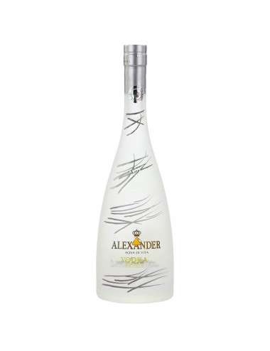 ALEXANDER COLORS AQUA DI VITA VODKA LEMON