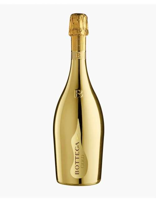 Gold Prosecco DOC spumante Brut Bottega 75cl