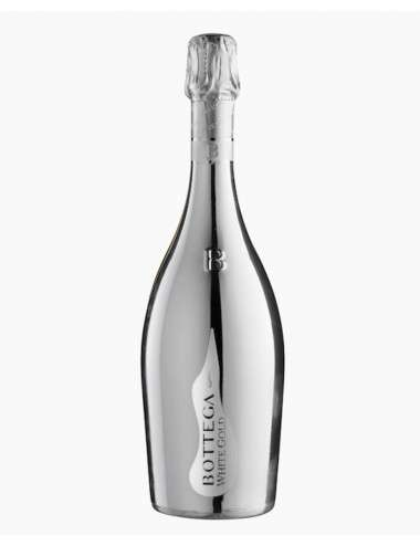 White Gold Spumante Venezia DOC Brut millesimato BOTTEGA 75 Cl.