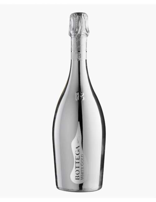 White Gold Spumante Venezia DOC Brut millesimato Bottega 75cl