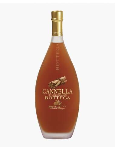Liquore alla cannella Bottega 50cl