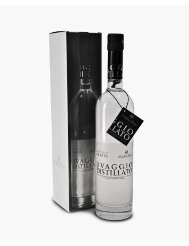 Uvaggio Distillato 38% Vol. Bottega 70 Cl.