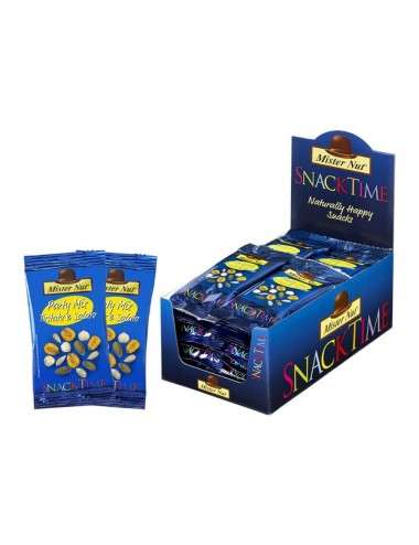 Party Mix 24 pezzi x 30gr Mister Nut
