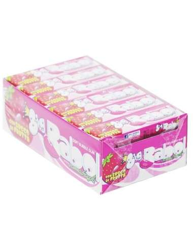 BIG BABOL Panna Fragola 24 pezzi stick
