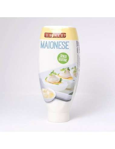 Maionese Top Food 1000 Ml 950 gr