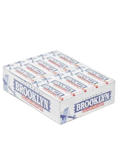 BROOKLYN Spearmint 20 pezzi