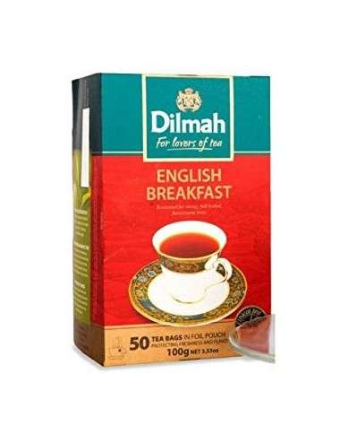 Dilmah Tea English Breakfast 25 bustine