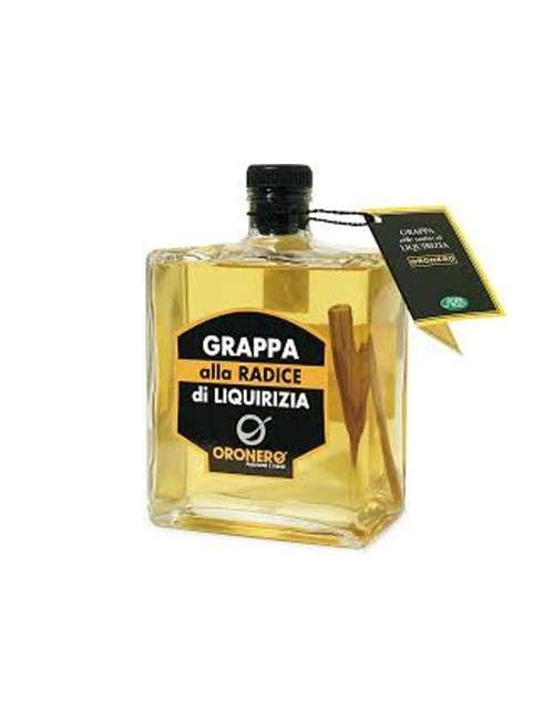 GRAPPA ORONERO LIQUIRIZIA