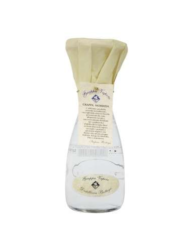 Grappa vapore bianca distilleria Bottega 50 cl