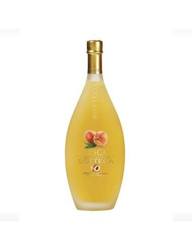 Liquore Pesca e Grappa Bottega 50cl