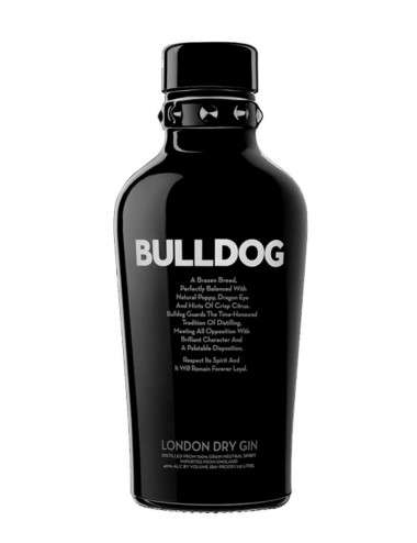 Bulldog Gin London Dry 70cl - 1