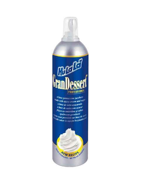 Panna Spray Grand Dessert Professional Hulalà 700ml 724g - 1