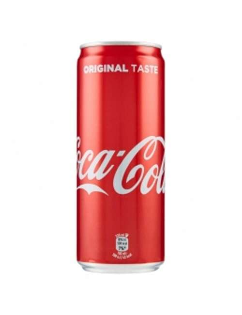 COCA COLA Lattina 24 x 330 ml