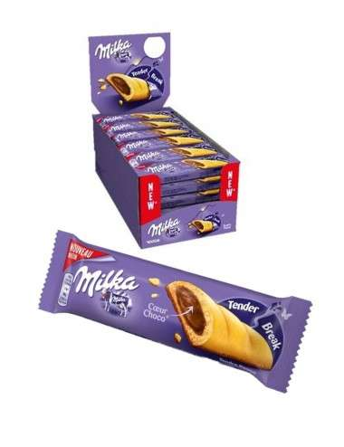 Milka Tender Break Box da 36 x 26 g