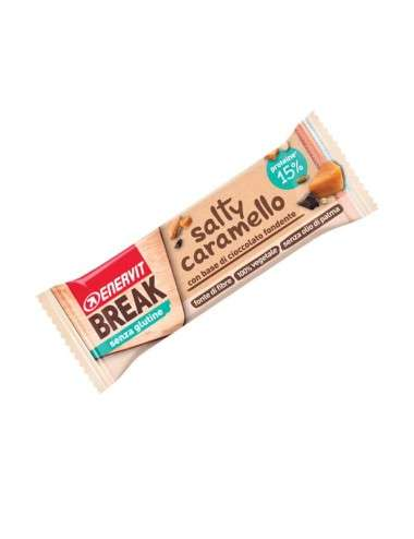 Enervit Break Salty Caramello 24 pezzi da 27 g - 1