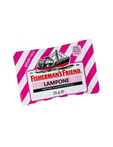 Fisherman's Friend Lampone 24 pezzi x 25 g