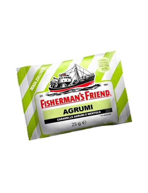 Fisherman's Friend Agrumi 24 pezzi x 25 g