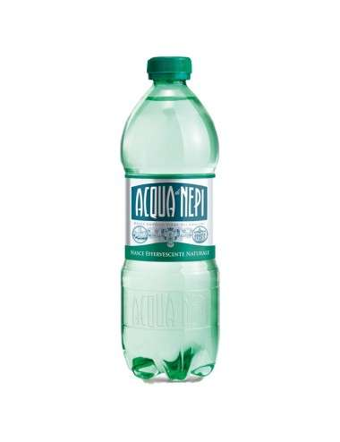 Acqua di Nepi - Effervescente naturale Cassa 24 x 50 cl PET