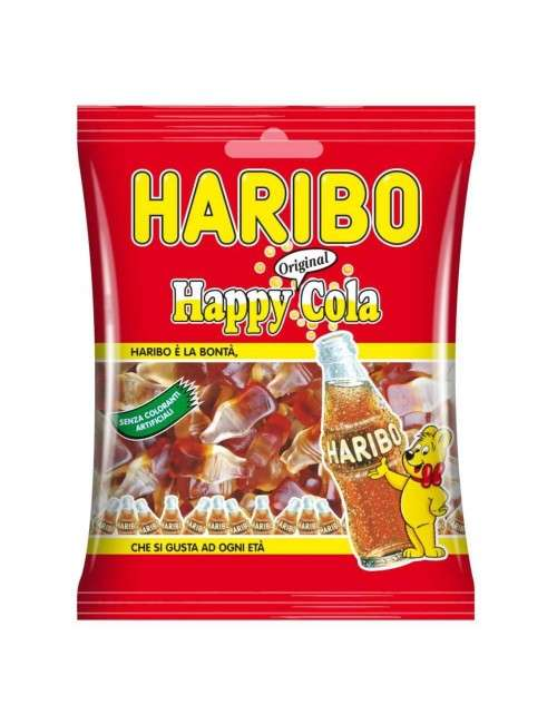 Fresh Happy Cola 30 buste da 100g Haribo