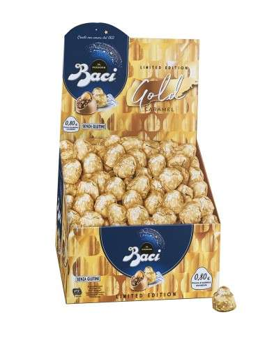 Baci Perugina Gold Limited Edition display 1,5 kg