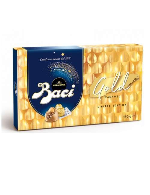 Baci Perugina scatola Gold Limited Edition 150 g - 1