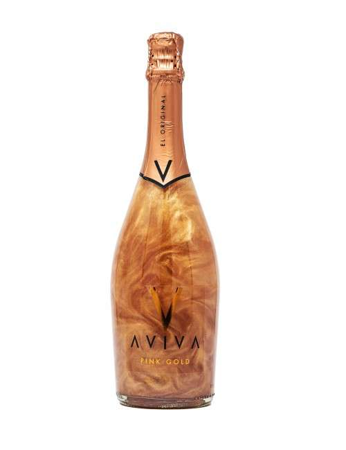 Aviva spumante Pink Gold 75 cl - 1