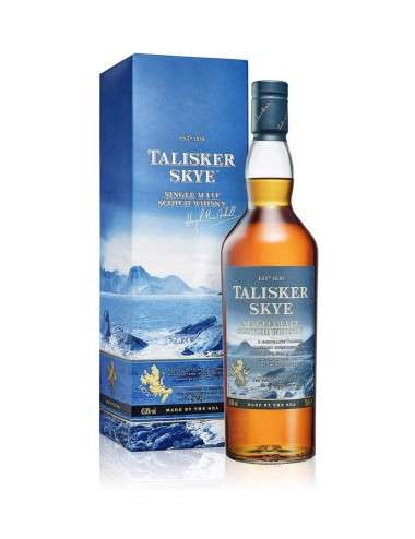Talisker Skye single malt scotch whisky astucciato 70 cl