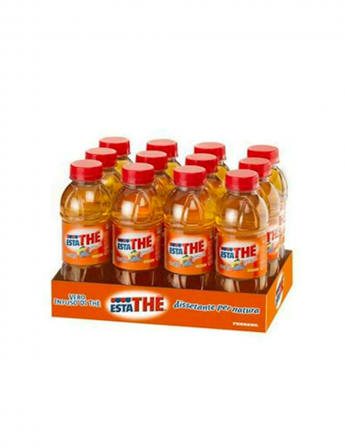 Estathé Ferrero Pesca PET 12 x 40 cl - 2