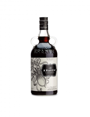 The Kraken black spiced rum 70 cl - 1