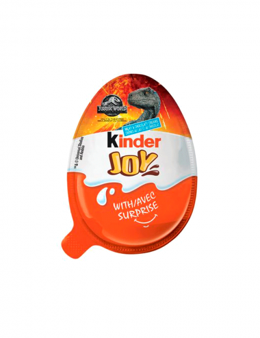 Ovetti Kinder Joy Jurassic World 36 ovetti x 20 g - 1