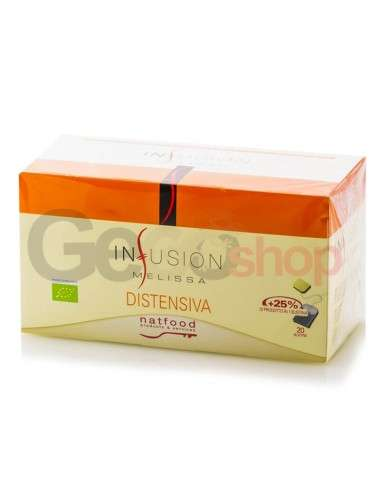 Infusion Melissa Distensiva Natfood